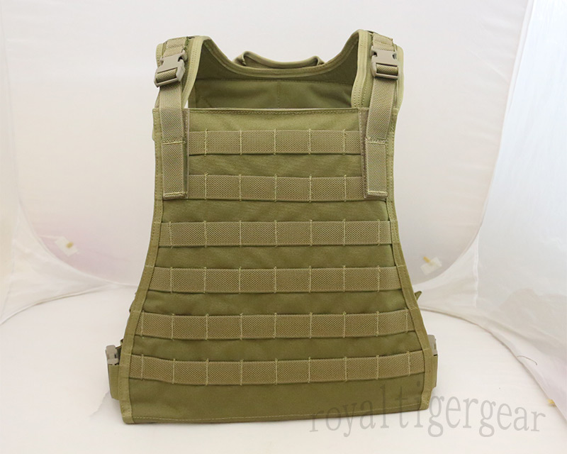FLYYE MOLLE MBSS Plate Carrier