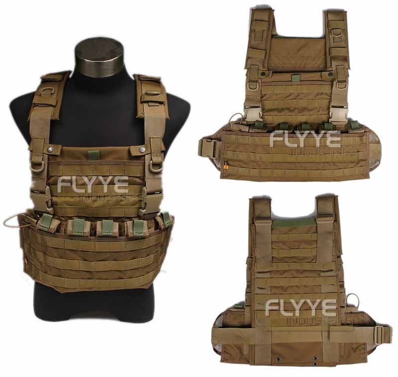 FLYYE Wasatch WSH* MOLLE Chest Rig Vest - MultiCam®