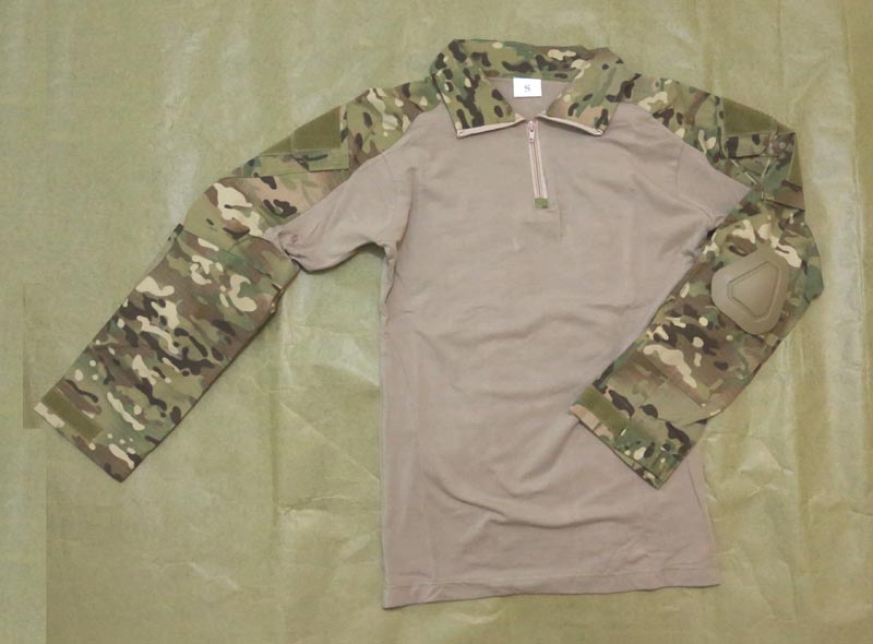 Combat Shirt GEN2 w/ Pads - Multicam MC