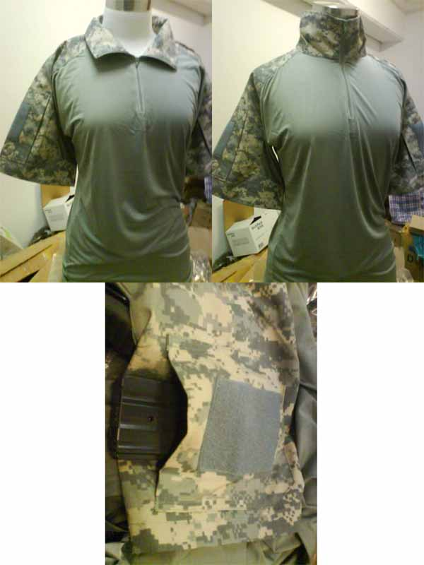 ACU Combat Shirt - Short Sleeve
