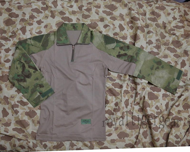 Tactical Long Combat Shirt GEN2 - A-TACS/FG