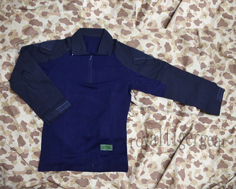 Tactical Long Combat Shirt GEN2 - Blue