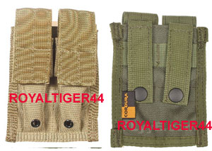 FLYYE Double 9mm Mag MOLLE Pouch