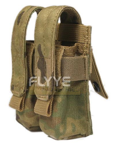 FLYYE Double 9mm Mag MOLLE Pouch Ver.FE - MultiCam®