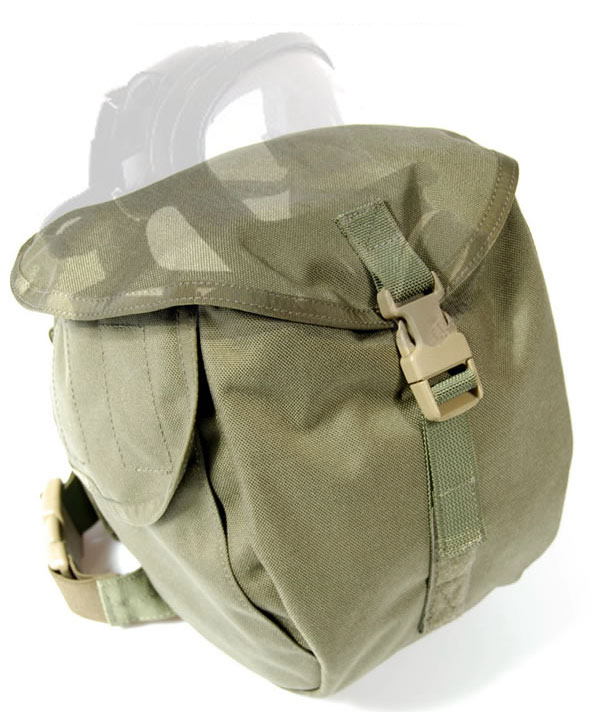 FLYYE Gas Mask Drop Leg Pouch - AOR1