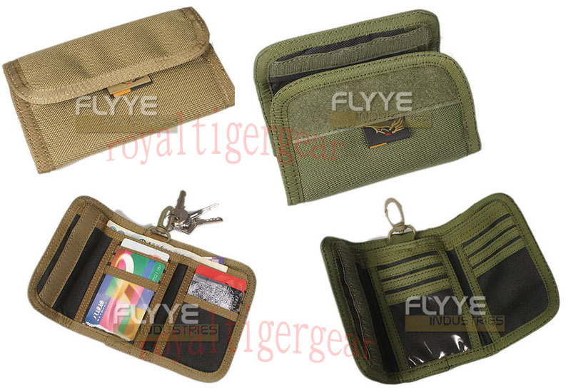 FLYYE Small Size EDC Wallet
