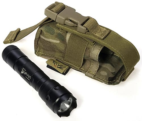 FLYYE Flashlight MOLLE Pouch - MultiCam®
