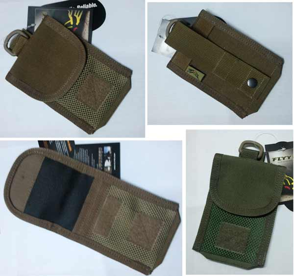 FLYYE iPhone Pouch