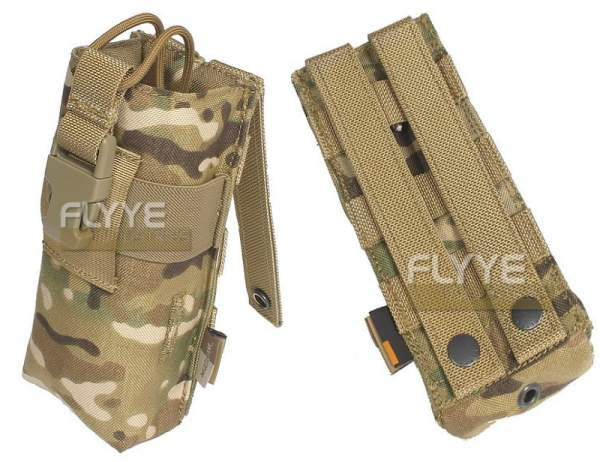 FLYYE PRC 148 MBITR Radio MOLLE Pouch - MultiCam®