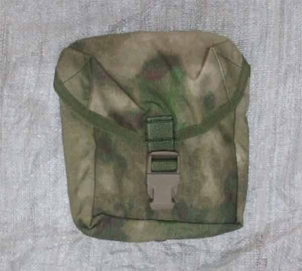 FLYYE MOLLE Medical First Aid Kit Pouch Ver.FE - A-TACS , A-TACS/FG