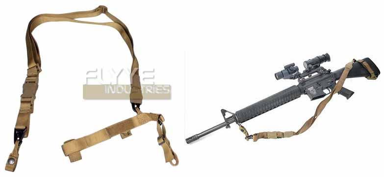 FLYYE Tactical Three Point Sling