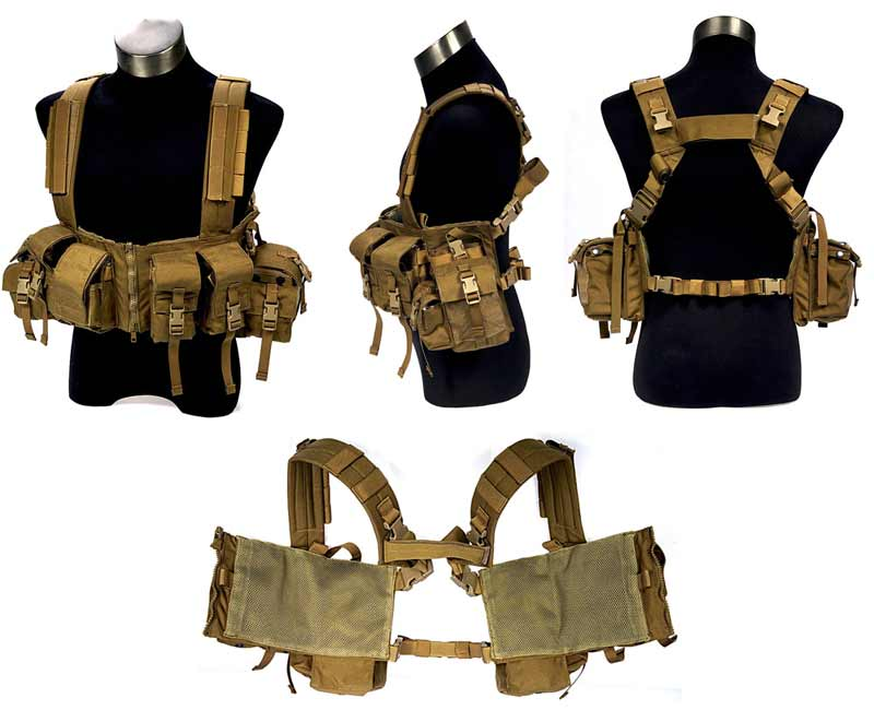 FLYYE LBT 1961G Light Chest Rig Vest