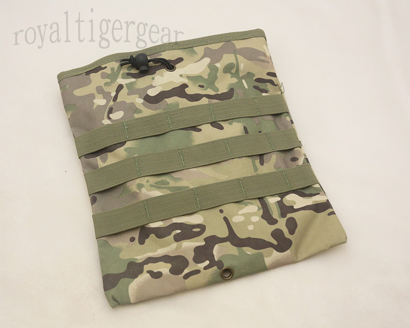 Large Drop Dump MOLLE/Belt Pouch ver.MOLLE - Multicam MC