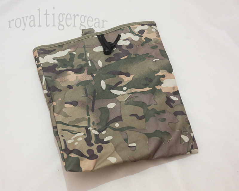 Large Drop Dump MOLLE/Belt Pouch - Multicam MC