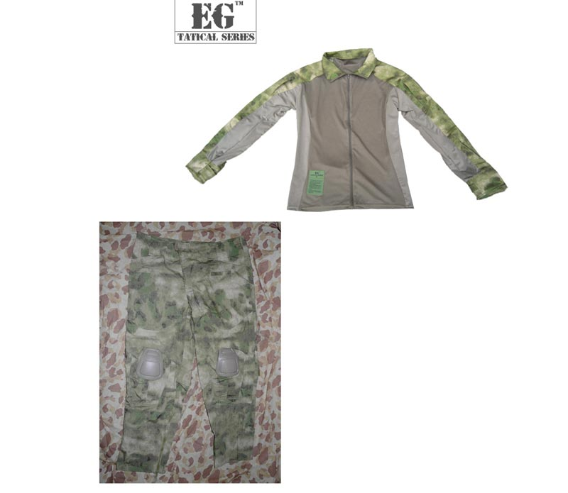 EVOLUTION GEAR ICS Improved Combat Combat Shirt Pants - A-TACS/FG