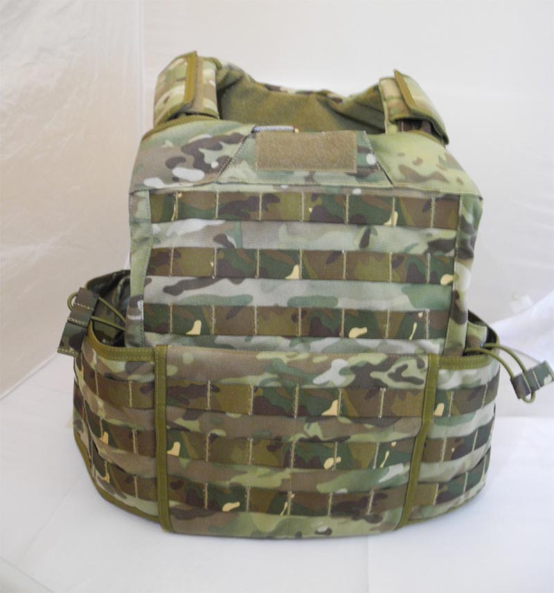 EVOLUTION GEAR RBAV Vest - Multicam MC