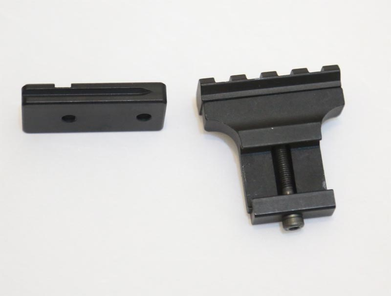 Element GG&G Offset Tactical Rail For Flashlight/Laser