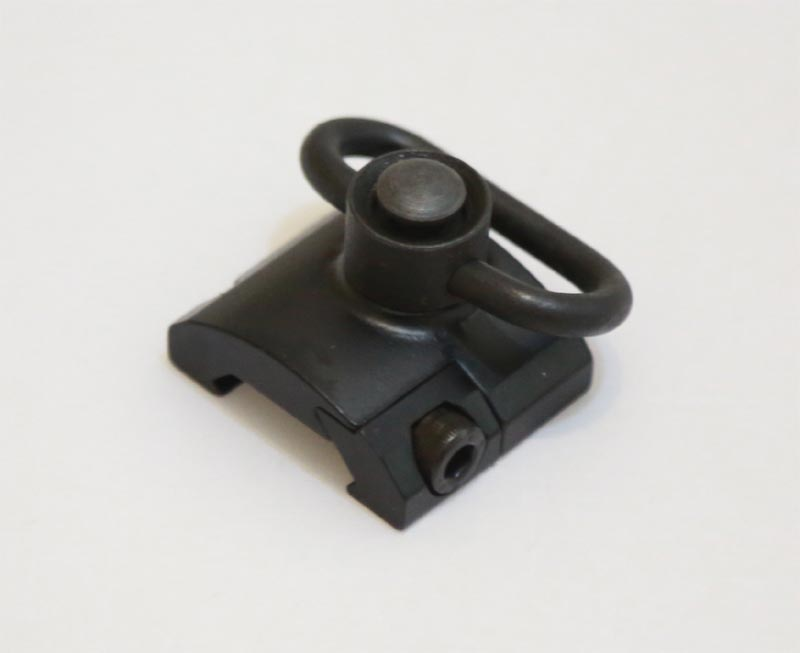 Element Gear Sector Sling QD Socket Rail Mount - Black