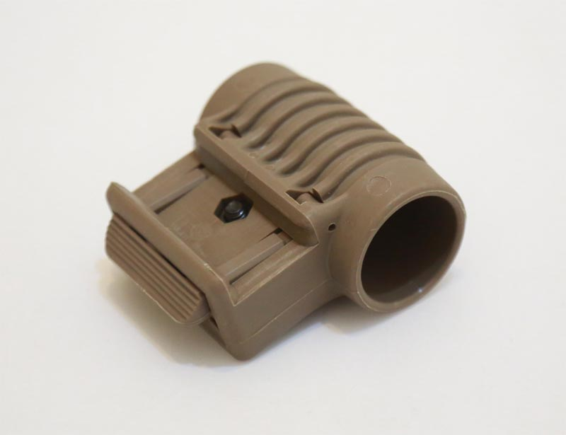 Element TDI Style Tactical Light / Laser Mount for Rail - Dark Earth