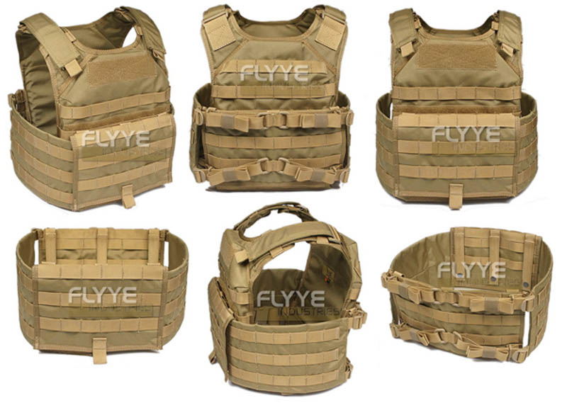 FLYYE Fast Attack Plate Carrier FAPC Additional Mobile Plate Carrier