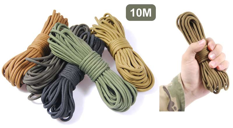 FLYYE MIL SPEC Paracord 10 Yards