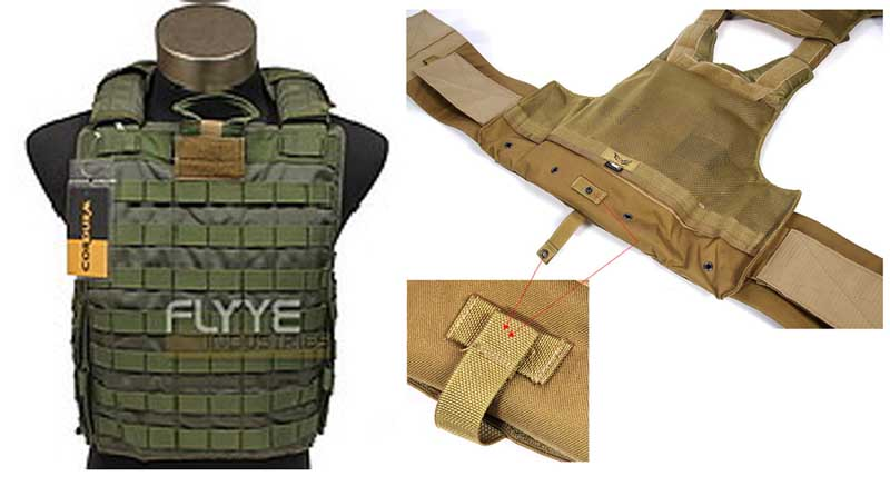 FLYYE Force Recon Vest Ver.MAR