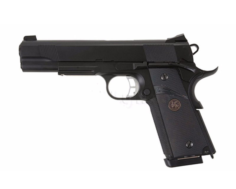 KJ Works MEU M.E.U. Rail GBB Gas Metal Pistol