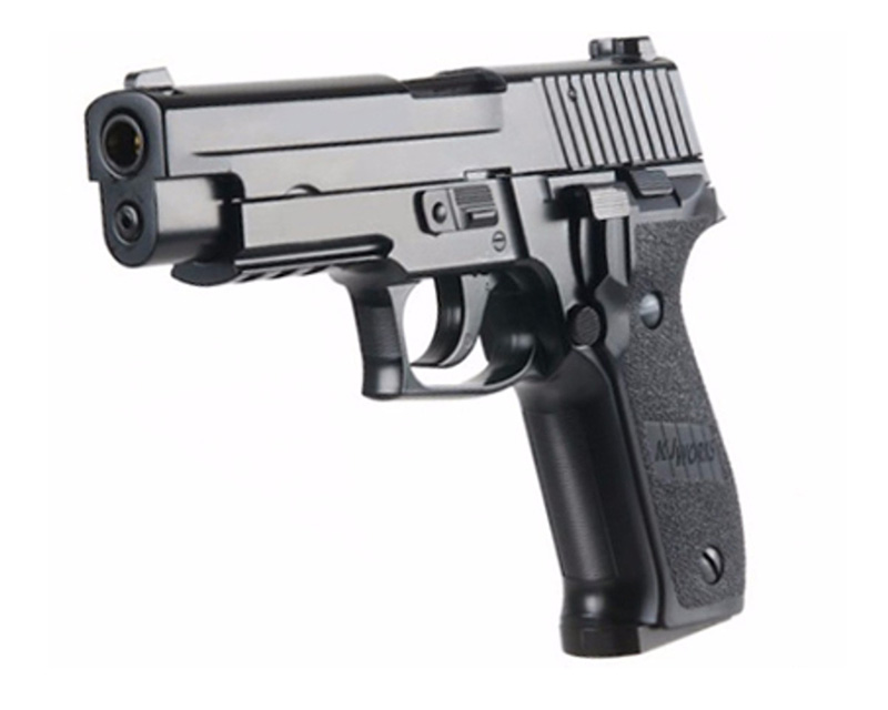 KJ Works P226 Rail GBB Gas Metal Pistol