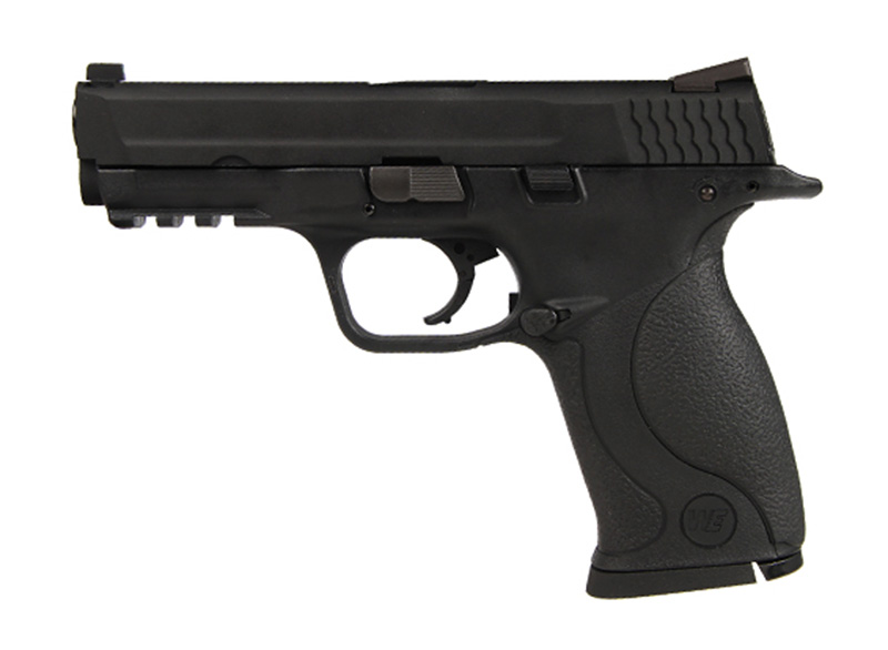 WE MP9 Metal Slide GBB Gas Pistol