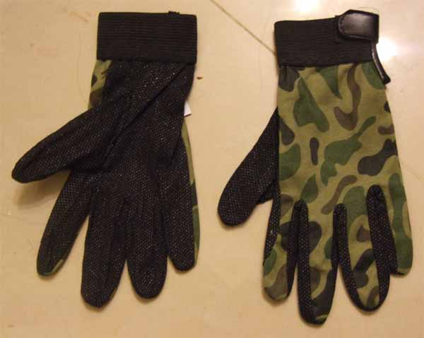 Anti-Slippery Camo Gloves