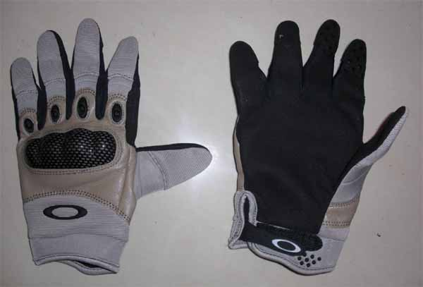 ''O'' Tactical Gloves – Tan