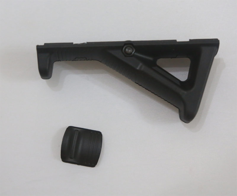 Angled Fore Grip Ver.2 - Black