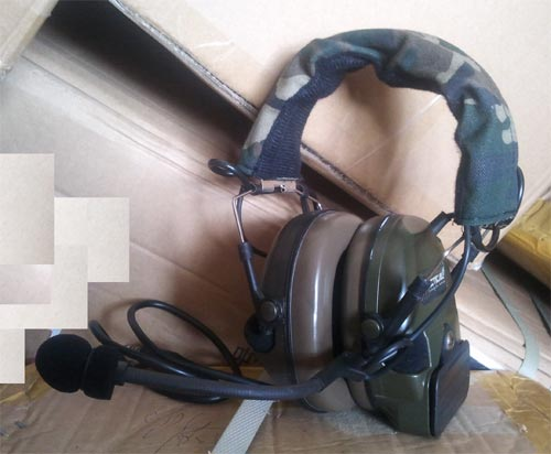 Z-TACTICAL zCOMTAC I Field Headset