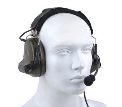 Z-TACTICAL zCOMTAC II Field Headset