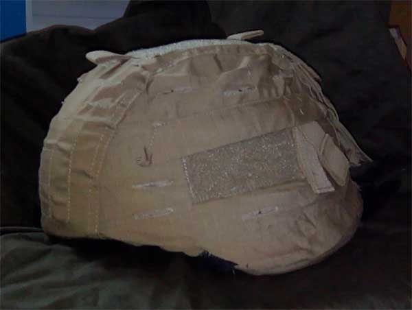 EMERSON Coyote Brown MICH 2000 Helmet Cover GEN2