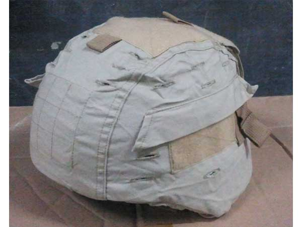 EMERSON Tan MICH 2000 Helmet Cover GEN2