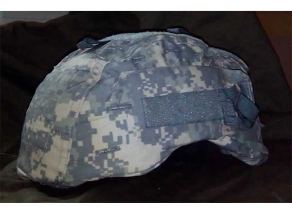 EMERSON ACU MICH 2001 Helmet Cover GEN2