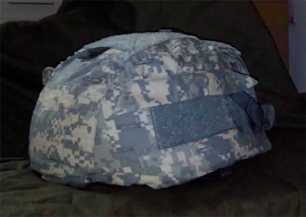 EMERSON ACU MICH 2002 Helmet Cover GEN2
