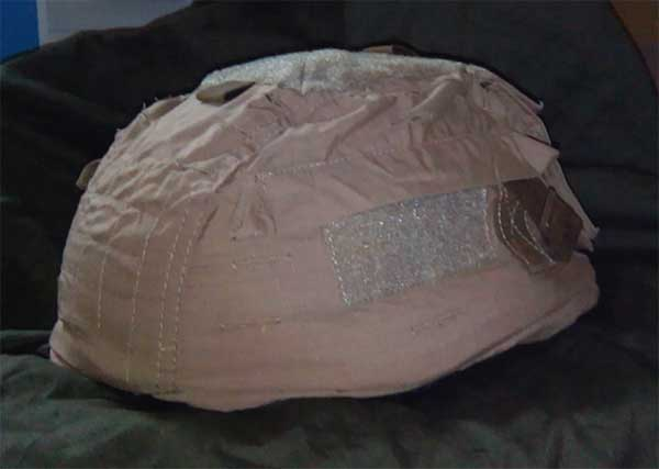 EMERSON Coyote Brown MICH 2002 Helmet Cover GEN2