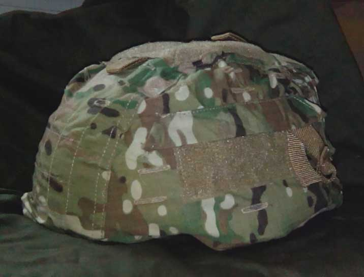 EMERSON Multicam MC MICH 2002 Helmet Cover GEN2
