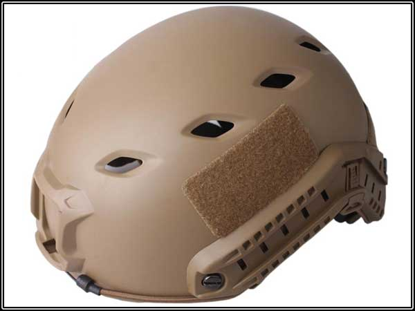 EMERSON FAST BJ Base Jump Helmet - Dark Earth