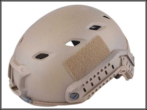 EMERSON FAST BJ Base Jump Helmet - Navy Seal Brown