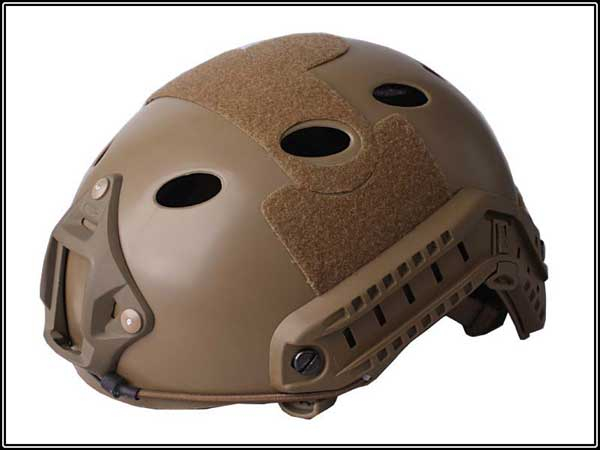 EMERSON FAST PJ ParaResure Jump Helmet - Dark Earth