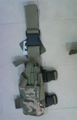 Drop Leg Holster - Multicam MC