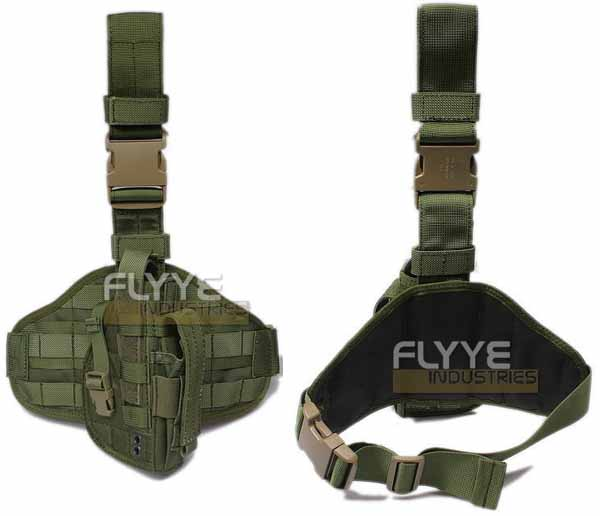FLYYE MOLLE Pistol Holster Ver.1 + Panel Set