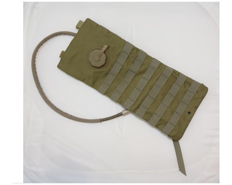Hydration MOLLE / Backpack w/ 2.5L Bladder - Sand Green