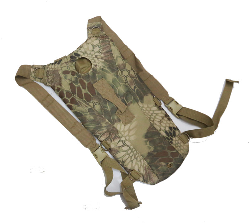 Hydration Backpack - Python Snake Camo HLD Highland
