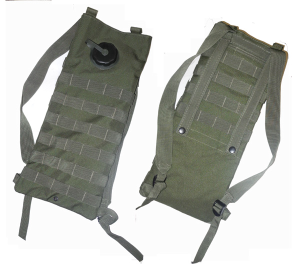 Hydration MOLLE / Backpack w/ 2.5L Bladder - OD