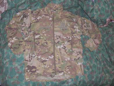 Multicam MC - PCU LightWeight Jacket