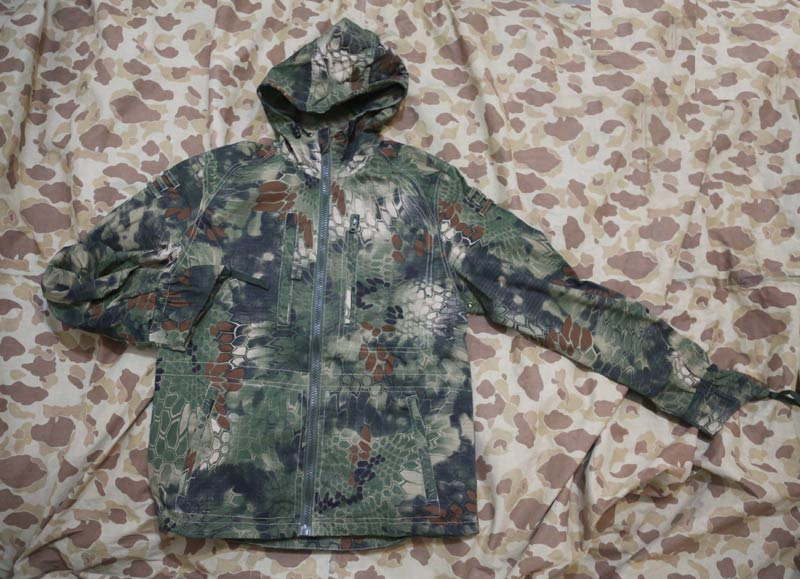 CHIEF Python Snake Camo Jacket - MR